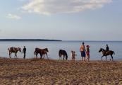 Karelia: lake Onega