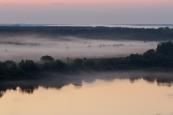 Komi: Emva river in Kozlovka