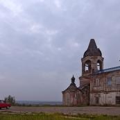 Komi: Kozlovka village