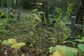 Leningrad oblast: Vanaküla cemetery
