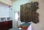 Pskov oblast: canteen in Gdov