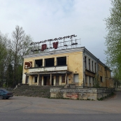 Pskov oblast: vanishing glory of Stalinist architecture