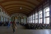 St. Petersburg: Viitebski railway station
