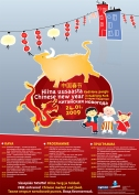 Poster for Chinese New Year in Tallinn