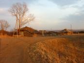 Siberia: Haida village
