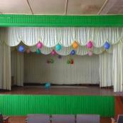 Siberia: beautiful culture house interior