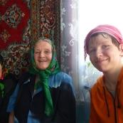 Siberia: selfie with cool Estonians in Ülem-Suetuk