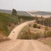 Siberia: landscape